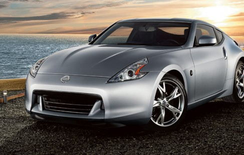 WordPress Car Dealer Nissan 370Z 1
