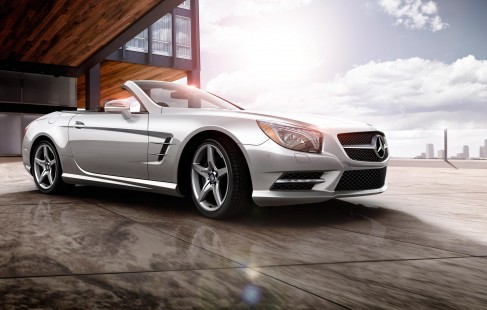 Mercedes Benz Wordpress Car Dealer 1