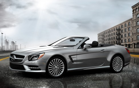 Mercedes Benz Wordpress Car Dealer 4